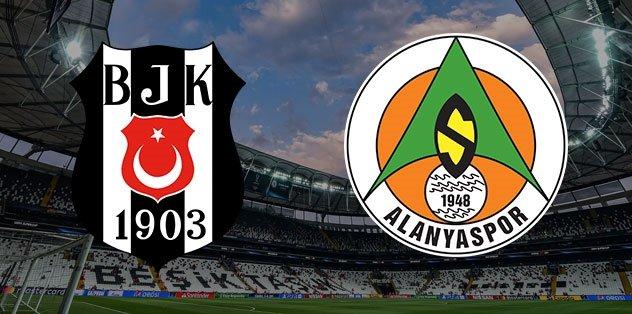 Beşiktaş - Alanyaspor maçı ne zaman, saat kaçta, hangi kanalda canlı izlenebilecek?