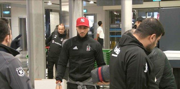 Beşiktaş Alanya'ya gitti