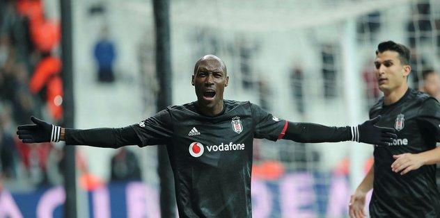 Beşiktaş Atiba'nın alternatifini belirledi