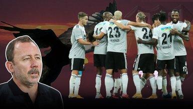 Beşiktaş Avrupa aşkına! İşte Sergen Yalçın'ın muhtemel 11'i