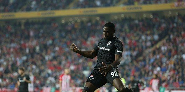 Beşiktaş Avrupa'nın en hızlı yükselen takımı oldu