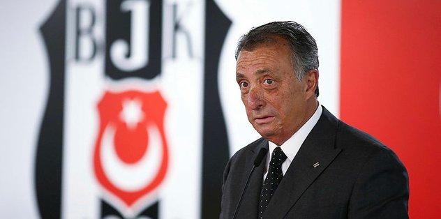Beşiktaş Başkanı Ahmet Nur Çebi açıklamalarda bulundu