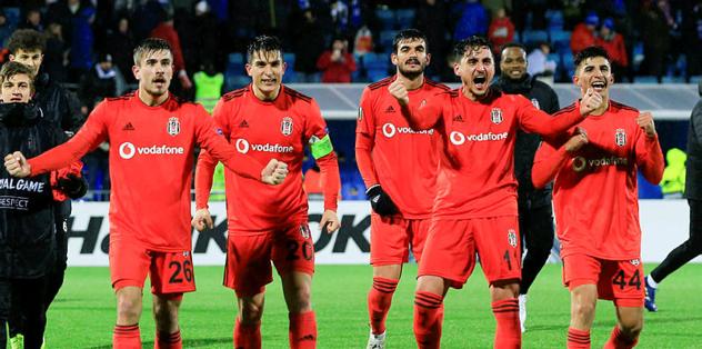 Beşiktaş deplasmanda Sarpsbog devirdi! | MAÇ SONUCU | ÖZET