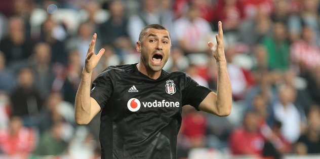 Beşiktaş Erzurum'a 6 eksikle gitti!