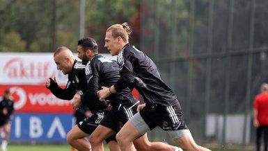 Beşiktaş Galatasaray ile oynayacağı derbi maçın hazırlıklarına başladı