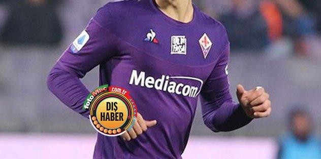 Beşiktaş golcü istiyor! Transferde ibre Fiorentina'ya döndü