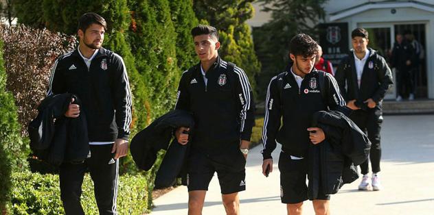 Beşiktaş kafilesi Portekiz'de