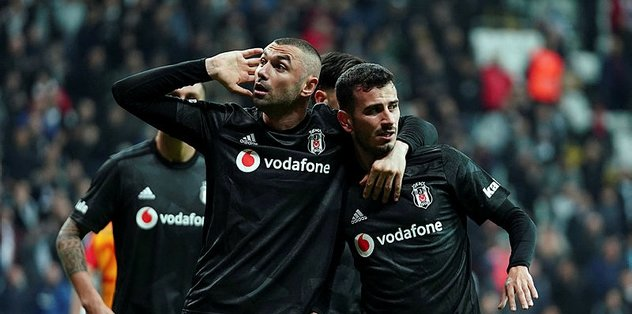 Beşiktaş karanlıktan aydınlığa çıktı
