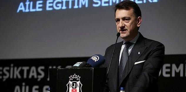 """Beşiktaş Kulübü Yönetim Kurulu Üyesi Metin Albayrak'tan saldırı açıklaması: """"Bu işin peşini bırakmay"""