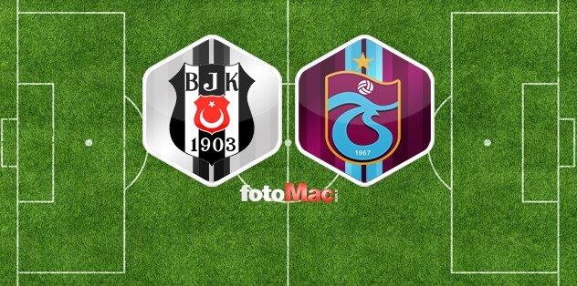 Beşiktaş - Trabzonspor maçı ne zaman saat kaçta ve hangi kanalda?