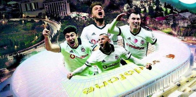 Beşiktaş Trabzonspor'u ağırlıyor!