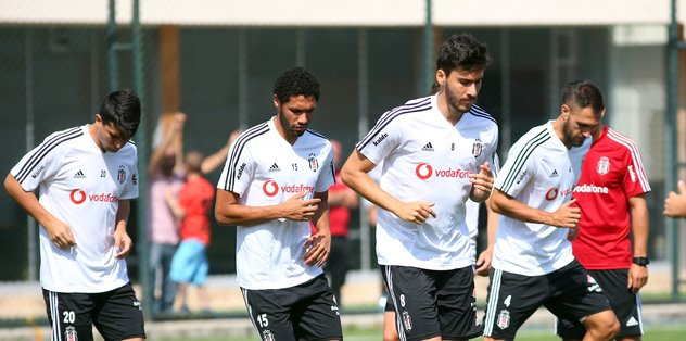 Beşiktaş, Ümraniyespor ile yarın hazırlık maçı yapacak