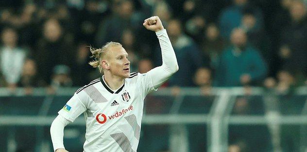 Beşiktaş Vida'nın bonservisini belirledi!