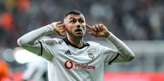 Beşiktaş'a Burak Yılmaz müjdesi! Son dakika transfer haberleri