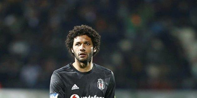 Beşiktaş'a Elneny müjdesi! Arsenal...