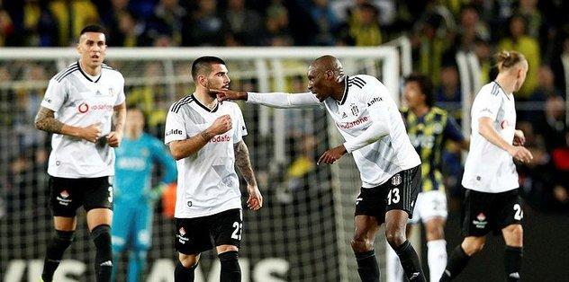 Beşiktaş'ın derbi problemi