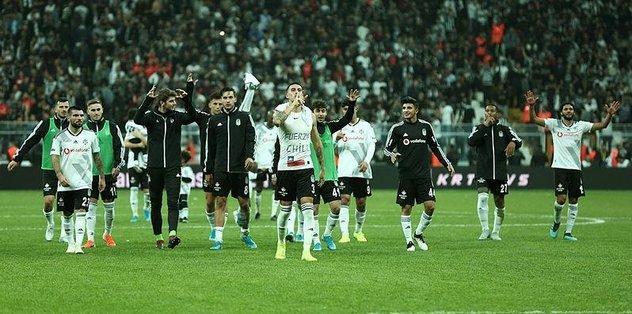 Beşiktaş'ın G.Birliği maçı biletleri satışta