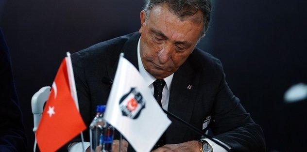 Beşiktaş'ın toplam borcu 2 milyar 759 milyon TL