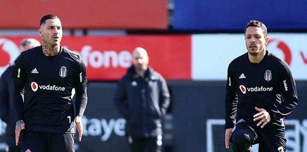 Beşiktaş'ta Atiker Konyaspor maçı hazırlıkları