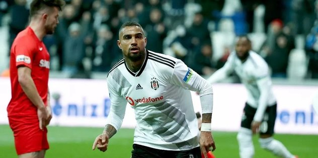 Beşiktaş'ta Boateng'in son durumu ne? Görüşme...