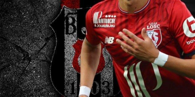 Beşiktaş'ta rota Luiz Araujo