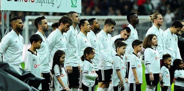 Beşiktaş'ta savunma oturuyor