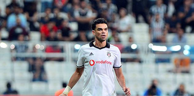 Beşiktaş'tan resmi açıklama geldi! Pepe'nin sözleşmesi feshedildi!