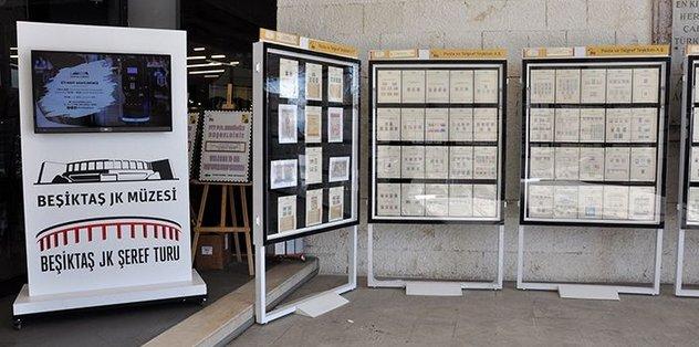 Çanakkale Zaferi Beşiktaş Müzesi'nde