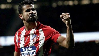 Son dakika spor haberi: Beşiktaş Diego Costa için geri sayıma geçildi!
