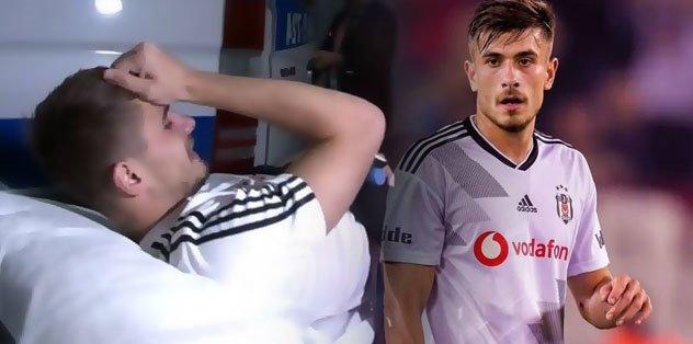 Dorukhan Toköz sahalara ne zaman dönecek? Beşiktaş son dakika haberleri...