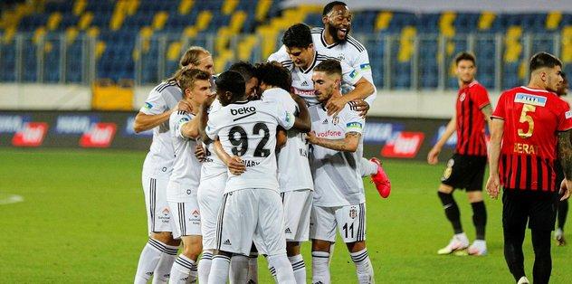 Elemeler 'CAS'abilir! İşte Beşiktaş'ı bekleyen zorlu yol
