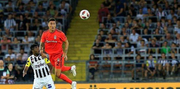 Enzo Roco Beşiktaş'ı yakıyordu!