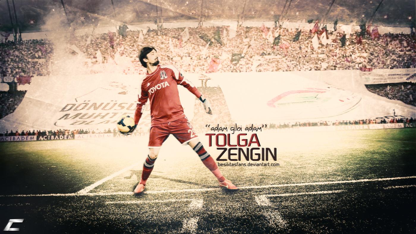 Beşiktaş'ın 29 numarası Tolga Zengin