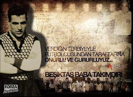 Beşiktaşın Baba Adamı Baba Hakkı