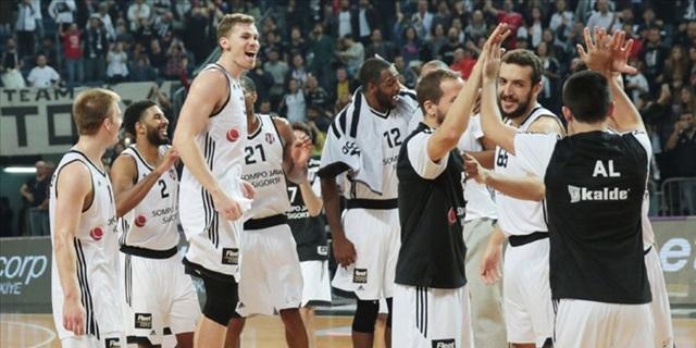 Beşiktaş baskette kritik virajda