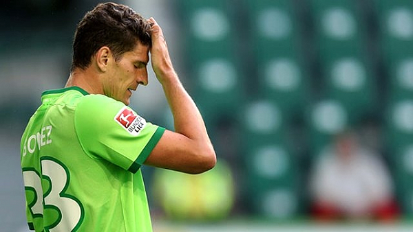 Wolfsburg'dan Gomez için açıklama geldi!