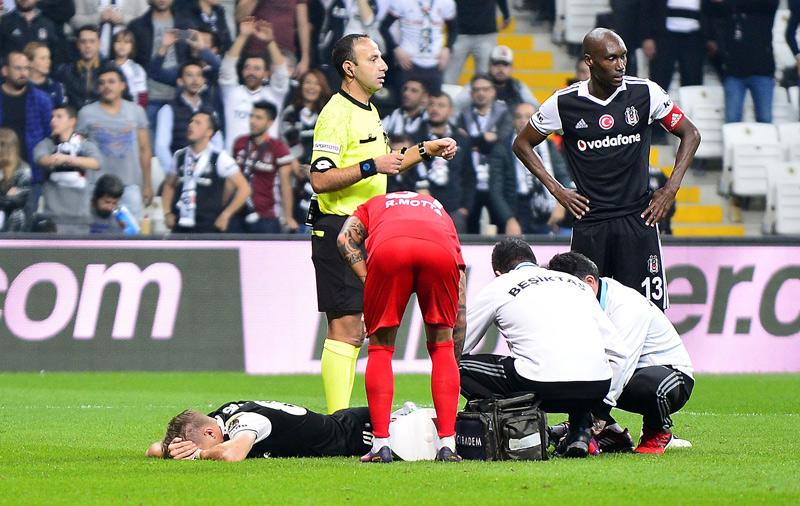 Beşiktaş'tan flaş Caner Erkin kararı!