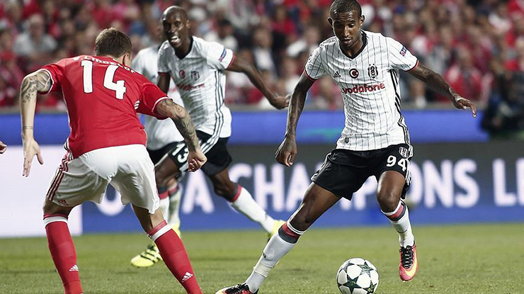 İşte Beşiktaş'ın Benfica maçı 11'i