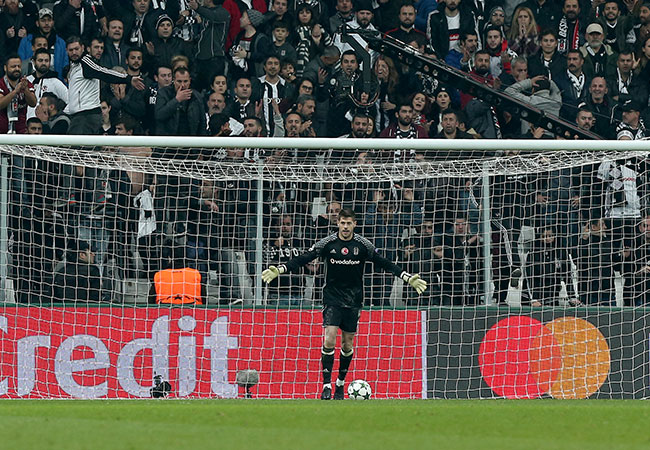 Beşiktaş'ın beklenen 11'i belli oldu!