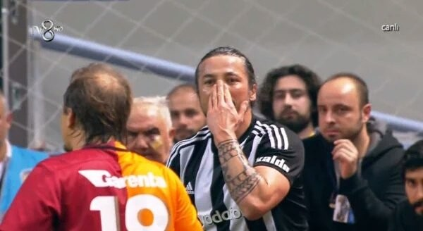 Galatasaraylıları Ağlatan Kareler
