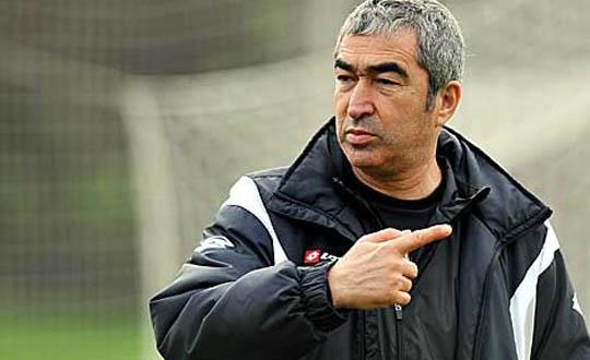 Beşiktaş'ın Sahadaki Teknik Direktörleri