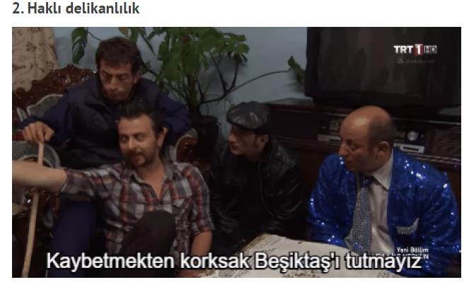 Efsane Dizi Leyla ile Mecnun'dan 17 Beşiktaş Sahnesi
