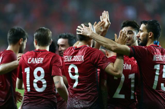 Beşiktaş'ın Milli Formayı En Çok Terleten 13 Futbolcusu