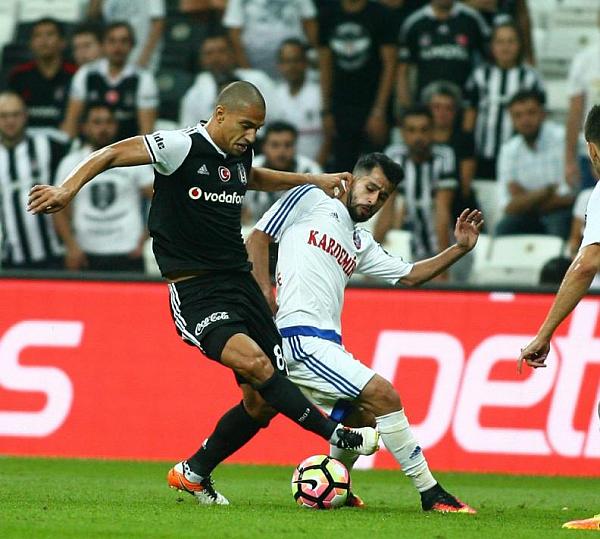 Beşiktaş'ın bu savunması