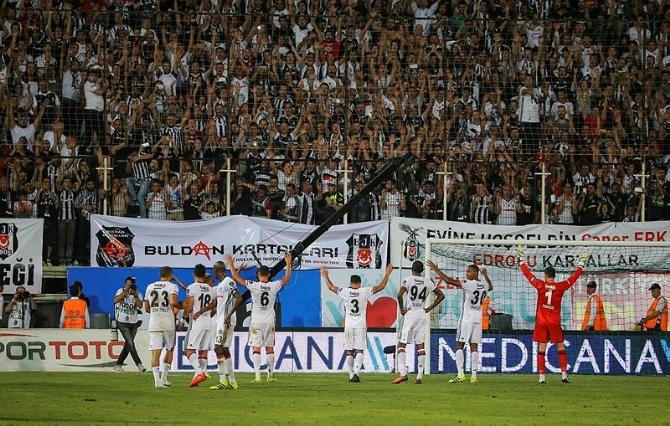 Beşiktaş'ın yıldızları devlerin radarında!