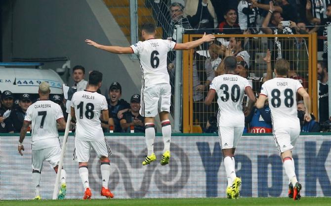 Beşiktaş'ta Tosic Gerçeği