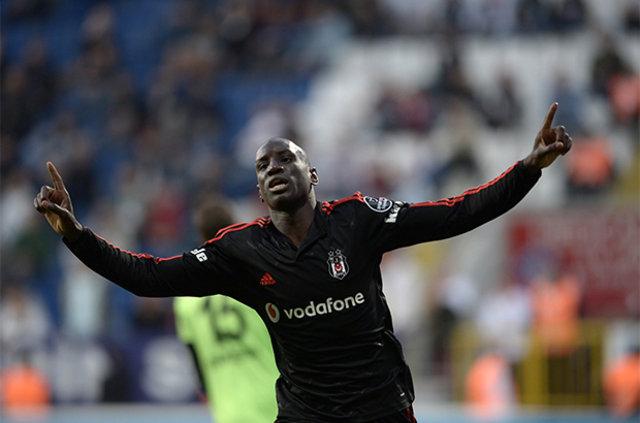 Demba Ba Beşiktaş'a müjdeyi verdi!