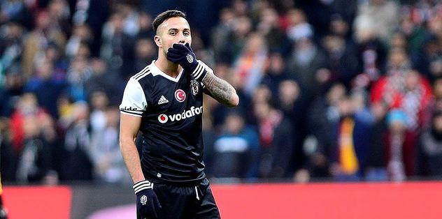Beşiktaş, Kerim Frei'nin transferi için Birmingham ile anlaştıklarını KAP'a bildirdi.
