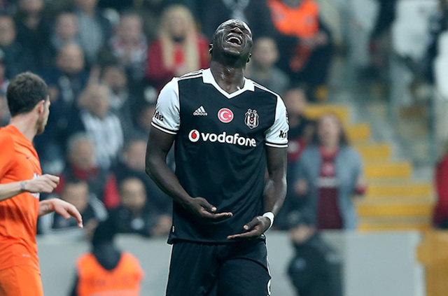 Beşiktaş'tan Aboubakar için şokkarar!