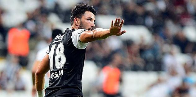 Trabzonspor'dan Tolgay Arslan a servet